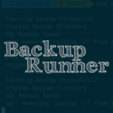 View the Case Study for Backup Runner