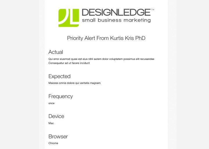 DESIGNLEDGE Dashboard | Image 6